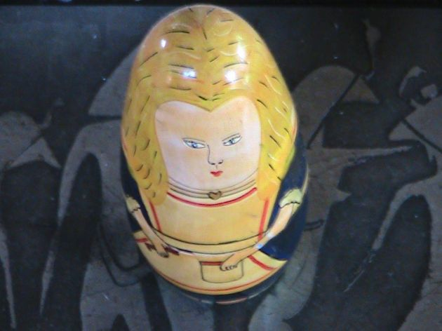 The Alice nesting doll