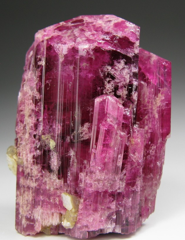 Elbaite var. Rubellite. Photo by RC